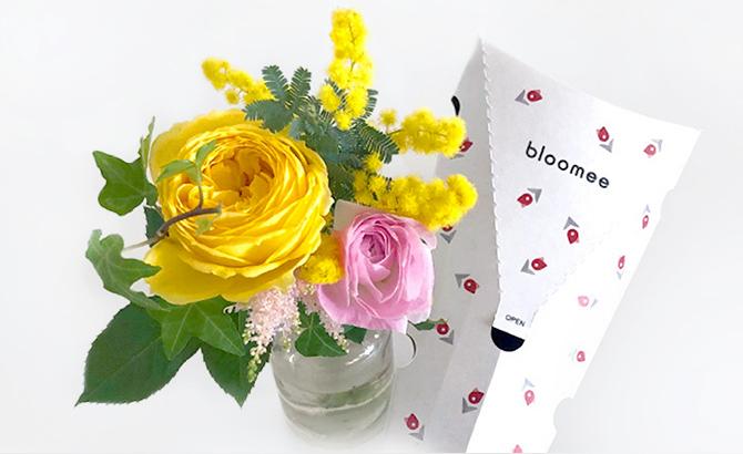 配送時間を短縮。近くのお花屋さんからお届け。